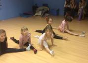 Малыши на хореографии